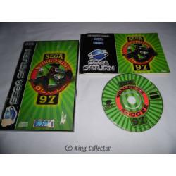 Jeu Saturn - Worldwide Soccer 97