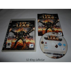Jeu Playstation 3 - Eat Lead : The Return of Matt Hazard - PS3