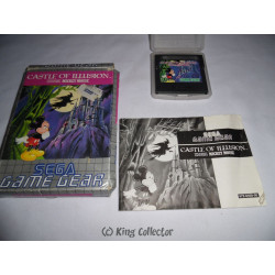 Jeu Game Gear - Castle of Illusion starring Mickey Mouse