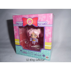 Figurine - Sailor Moon - Chara Pretty Soldier - Chibi Usagi Yukata - MegaHouse