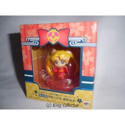 Figurine - Sailor Moon - Chara Pretty Soldier - Usagi Tsukino Yukata - MegaHouse