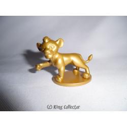 Figurine - Disney - La Garde du Roi Lion - Kion dorée - Simba