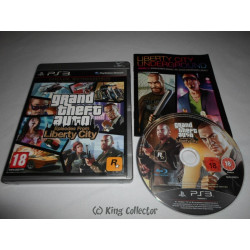 Jeu Playstation 3 - Grand Theft Auto : Episodes from Liberty City - PS3