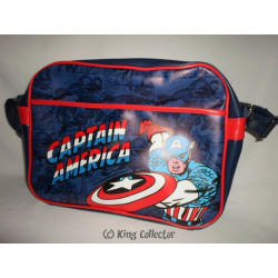 Sac / Besace - Marvel - Captain Amercia - Cotton Division