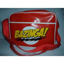 Sac / Besace - The Big Bang Theory - Bazinga - Cotton Division