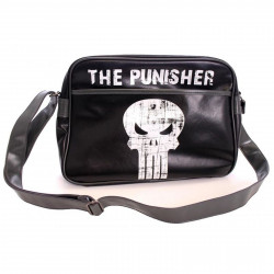 Sac / Besace - Marvel - The Punisher - Cotton Division