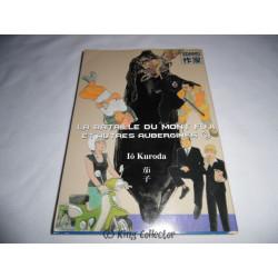Manga - La bataille du Mont Fuji et autres aubergines - No 3 - Iô Kurada - Casterman