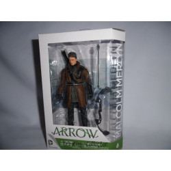 Figurine - Arrow - Malcom Merlyn - 17 cm - DC Collectibles