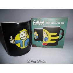Mug / Tasse - Fallout - Vault Boy thermique - 300 ml - GB Eye