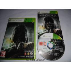 Jeu Xbox 360 - Dishonored