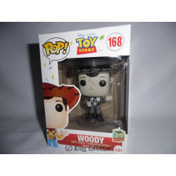 Figurine - Pop! Disney - Toy Story - Woody - Vinyl Figure - Funko