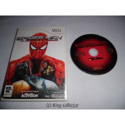 Jeu Wii - Spider-Man : Le Règne des Ombres
