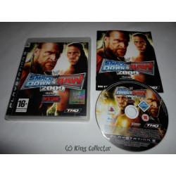Jeu Playstation 3 - Smackdown Vs Raw 2009 - PS3