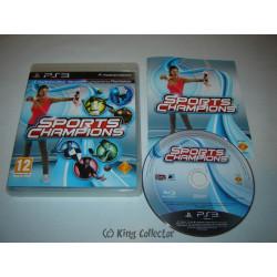 Jeu Playstation 3 - Sports Champions - PS3