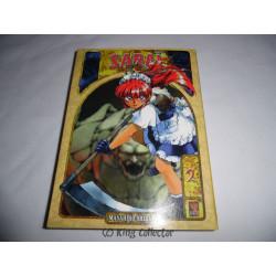 Manga - Saraï - No 2 - Masahiro Shibata - Kabuto
