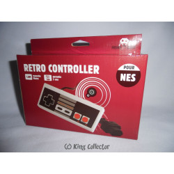 Accessoire - Nintendo - Manette NES - Freaks and Geeks
