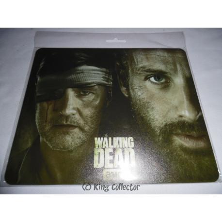 Tapis de souris - The Walking Dead - Rick vs Le Gouverneur - ABYstyle