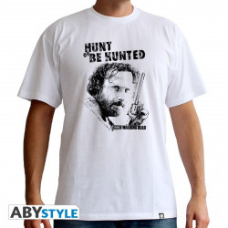 T-Shirt - The Walking Dead - Hunt or be Hunted - ABYstyle