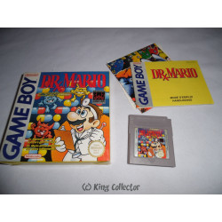 Jeu Game Boy - Dr. Mario
