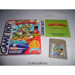Jeu Game Boy - Wario Land : Super Mario Land 3