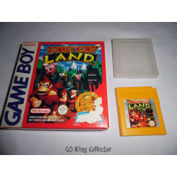 Jeu Game Boy - Donkey Kong Land