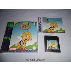 Jeu Game Boy Color - Maya l' Abeille et ses amis