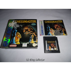 Jeu Game Boy Color - Chess Master