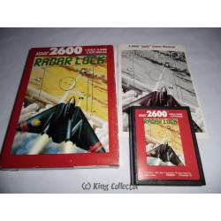 Jeu Atari 2600 - Radar Lock