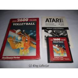 Jeu Atari 2600 - RealSports Volleyball