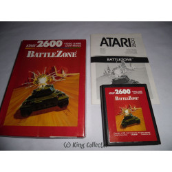 Jeu Atari 2600 - Battle Zone