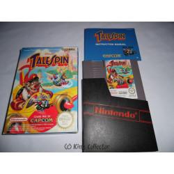 Jeu NES - Disney's Talespin