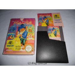 Jeu NES - Disney's La Belle et la Bête