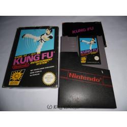 Jeu NES - Kung Fu