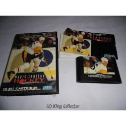 Jeu Mega Drive - Mario Lemieux Hockey - MD