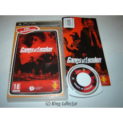 Jeu PSP - Gangs of London (Essentials)
