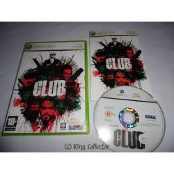 Jeu Xbox 360 - The Club