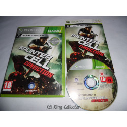 Jeu Xbox 360 - Tom Clancy's Splinter Cell Conviction (Classics)