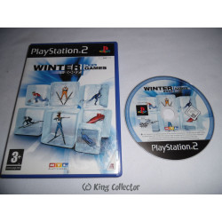 Jeu Playstation 2 - RTL Winter Games 2007 - PS2