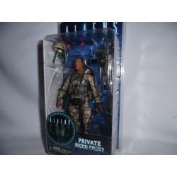 Figurine - Aliens - Alien - serie 9 - Private Rico - 18 cm - NECA