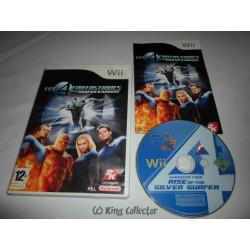 Jeu Wii - Les 4 Fantastiques et le Surfeur d'Argent