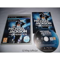 Jeu Playstation 3 - Michael Jackson : The Experience - PS3