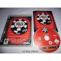 Jeu Playstation 3 - World Series of Poker 2008 - PS3