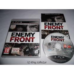 Jeu Playstation 3 - Enemy Front - PS3