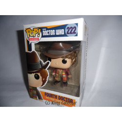 Figurine - Pop! TV - Doctor Who - 4th Doctor - Vinyl - Funko