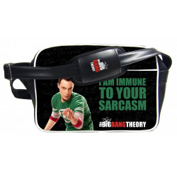 Sac / Besace - The Big Bang Theory - Sheldon - SD Toys