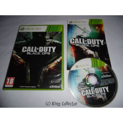 Jeu Xbox 360 - Call of Duty Black Ops