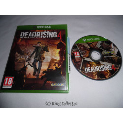Jeu Xbox One - Dead Rising 4
