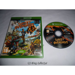 Jeu Xbox One - Sunset Overdrive