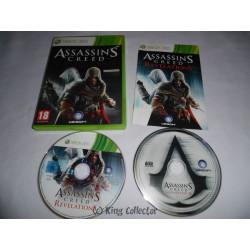Jeu Xbox 360 - Assassin's Creed : Revelations