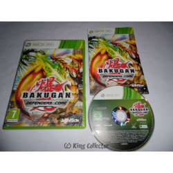 Jeu Xbox 360 - Bakugan Defenders of the Core